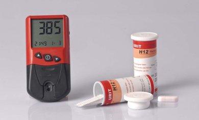 Μετρητής αιμοσφαιρίνης Urit 12