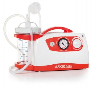 Askir Ca-Mi 36 Battery Suction Unit
