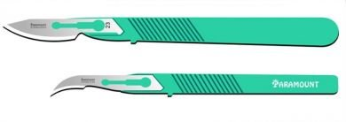 Paramount Disposable Scalpels (10pcs)