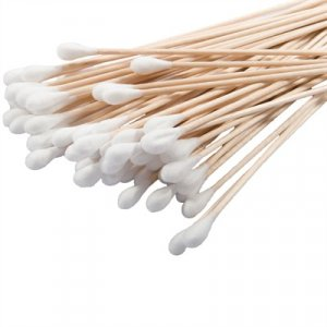 Disposable Cotton Swabs Jumbo (100pcs)