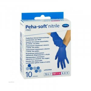 Peha- Soft Fino Nitrile Gloves  (10pcs)