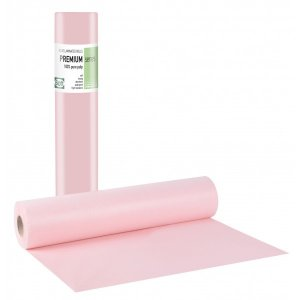 Laminated Couch Roll (waterproof) Soft - Pink