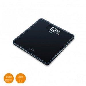 Ζυγαριά ψηφιακή Beurer GS400 B Black Γυάλινη