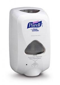 Επιτοίχιο Dispenser αντισηπτικού Purell χωρίς επαφή