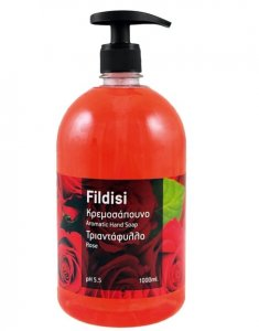 Fildisi Aromatic Hand Soap - Rose 1lt