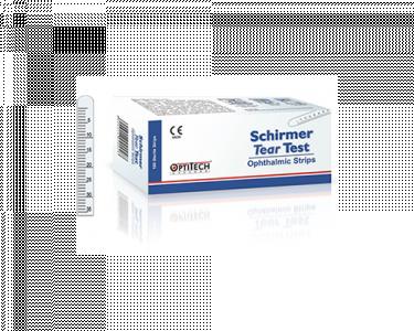 Ταινίες οφθαλμικές Schirmer Test (100 τμχ)