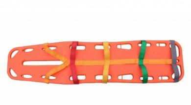 Emergency Immobilization Stretcher