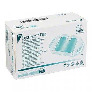 Tegaderm Transparent Film Dressing Notched W1623 (100pcs)