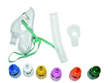 Venturi Oxygen Mask