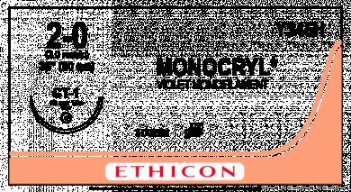 Monocryl 2.0 Suture