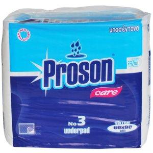 Proson Underpads 60x90cm (15pcs)
