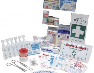 Τι περιλαμβάνει ένα φαρμακείο Α' βοηθειών